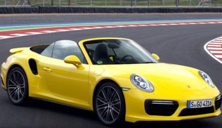 Porsche 911 Carrera 4S Cabriolet / Порше 911 Каррера 4С Кабриолет / тест-драйв / Андрей Трой