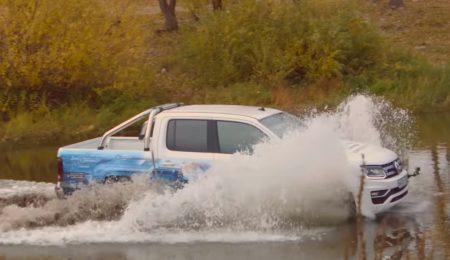 Тест-драйв Volkswagen Amarok V6 (224 л.с.) AT8 4MOTION