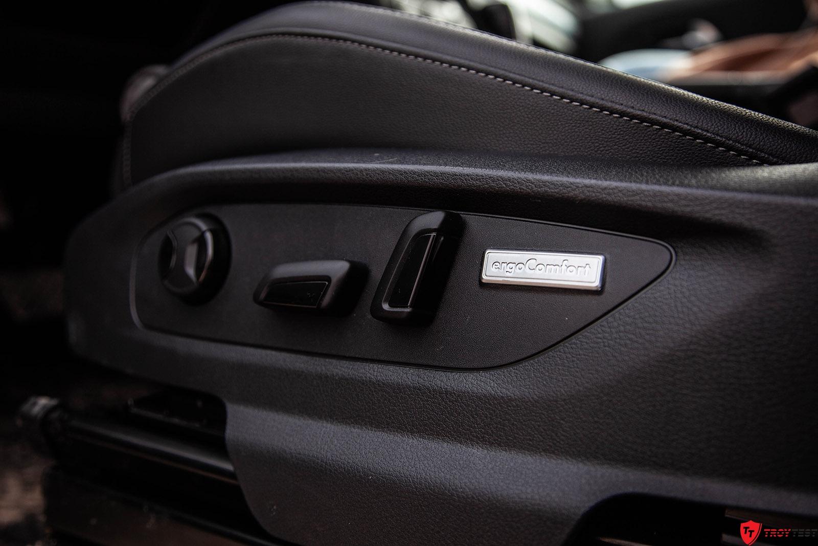 Лютоволк: тест-драйв Volkswagen Amarok V6 (224 л.с.) AT8 4MOTION