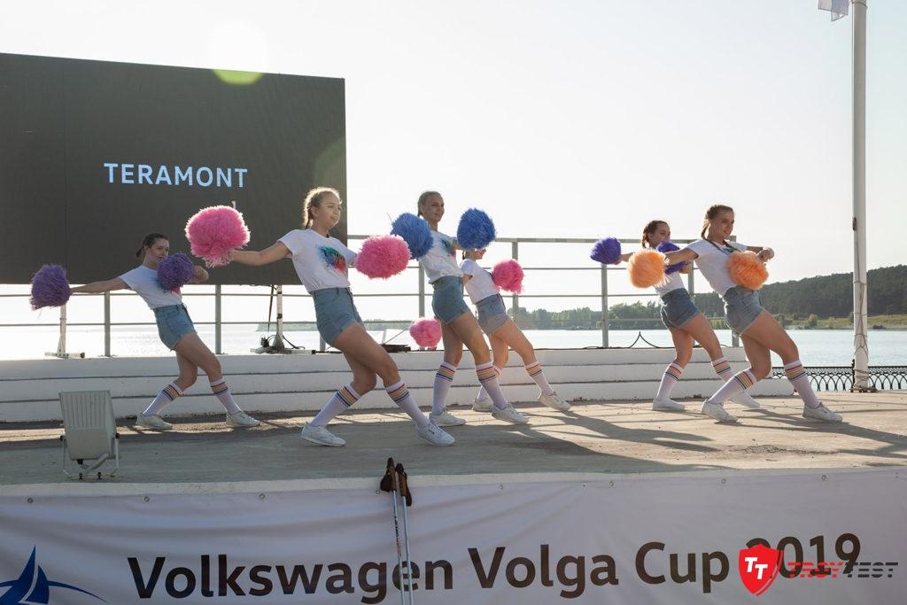 """Путь """"Мистраля"""": репортаж с парусной регаты Volkswagen Volga Cup 2019"""