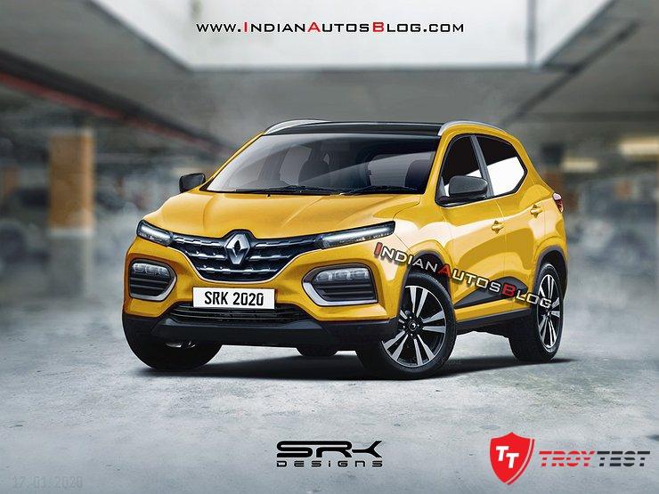 Рассекречен Renault HBC